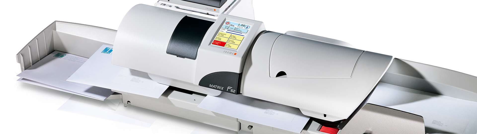 Frama F62 Franking Machine