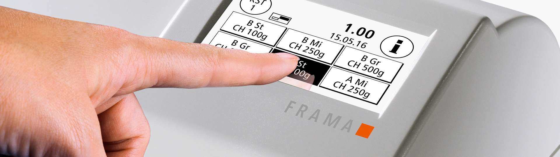 Frama franking machine F12