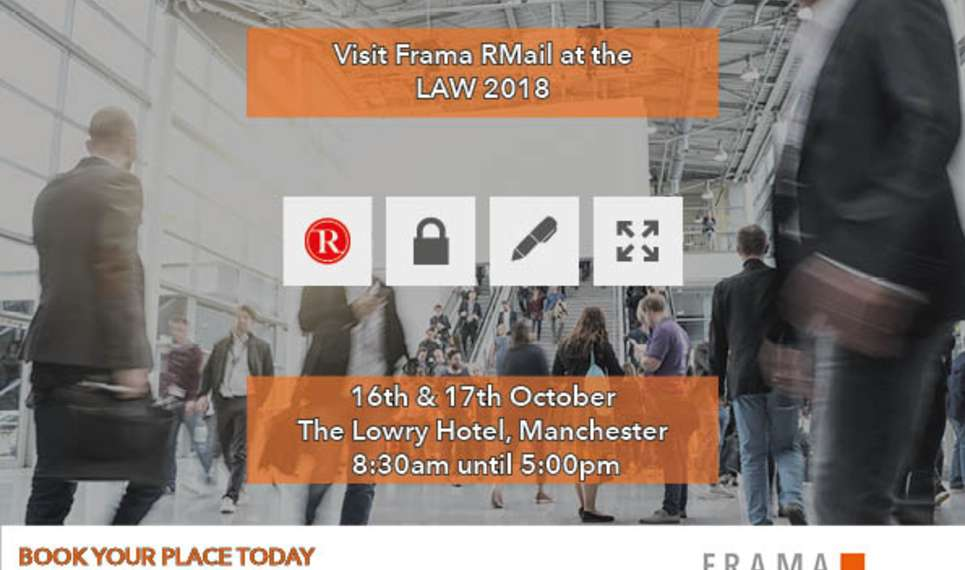 Frama is going to LAW event