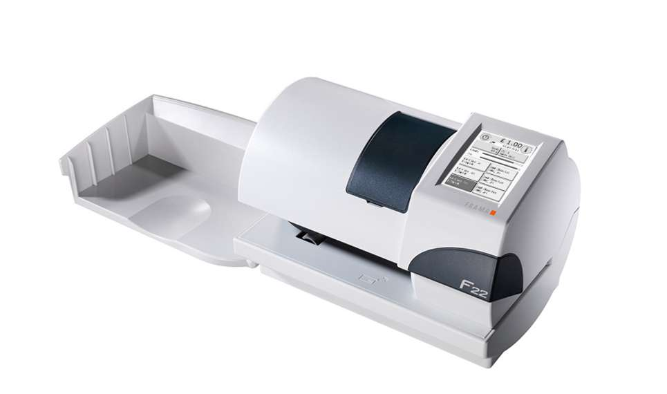 Frama F22 Franking Machine