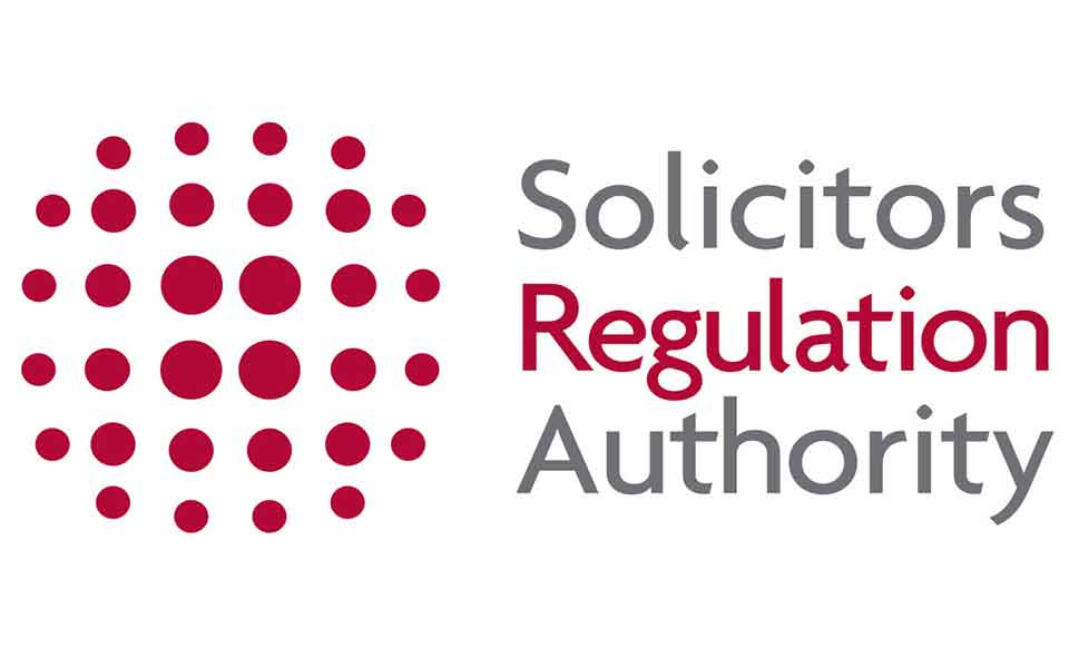 Solicitors regulation logo