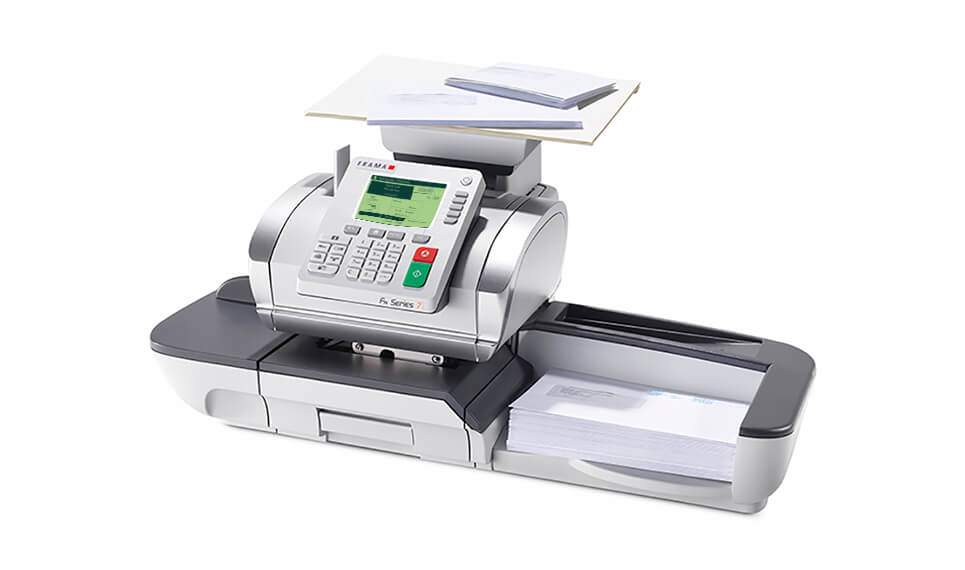 Frama Fn7 franking machine